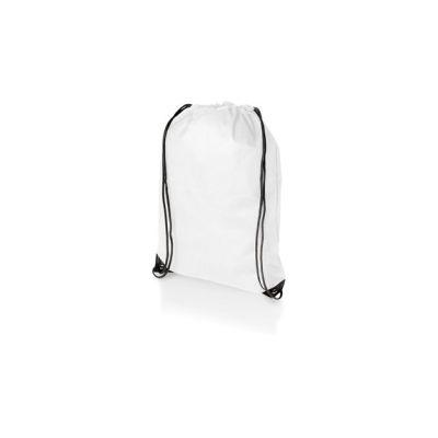 Image of Evergreen non woven premium rucksack