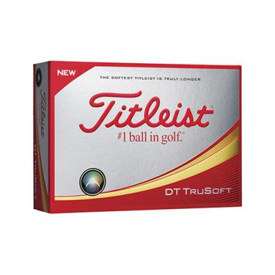 Image of Titleist DT Tru Soft Golf Balls