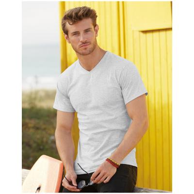 Image of Fruit of The Loom Valueweight V-Neck T-Shirt