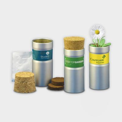 Image of Desktop Garden Tube - Flower Set